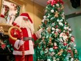 Casa do Papai Noel é atração no Natal de Campos!
