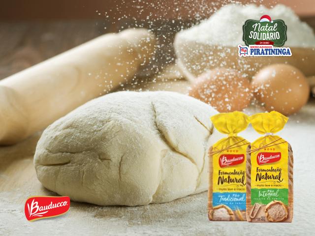 Bauducco lança linha de Pães Fermentação Natural!