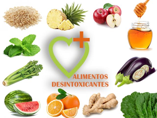 11 alimentos que desintoxicam seu corpo!