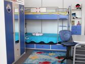 Como organizar o quarto dos pequenos?