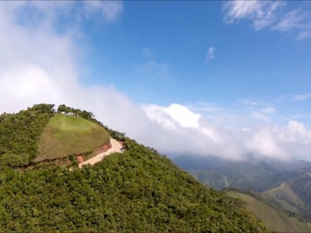Pico Agudo - Pôr do Sol incrível!