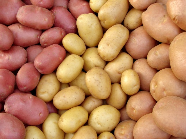 Veja as diferenças entre os tipos de batatas!