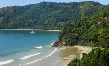 Praia da Fortaleza - Ubatuba!