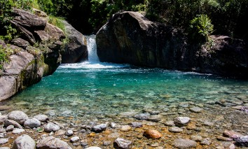 Cachoeira e Poço da Pedreira - Lavrinhas!