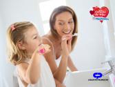 Colgate 12 - Como escovar os dentes!