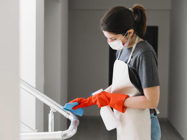 Otimize a limpeza doméstica na quarentena!