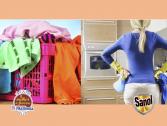 Dica Sanol na limpeza da casa e roupas de inverno!