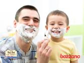 Bozzano - Jeito de garoto, cuidado de homem!