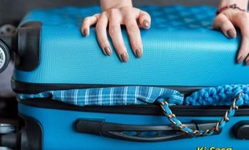 Dica Ki-Saco! Como organizar a mala para viajar?