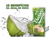12 Benefícios da Água de Coco!