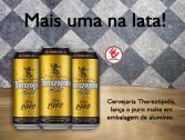 Lançamento! Cerveja Therezópolis agora em lata.