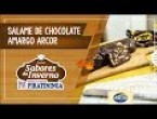Salame de Chocolate Amargo Arcor