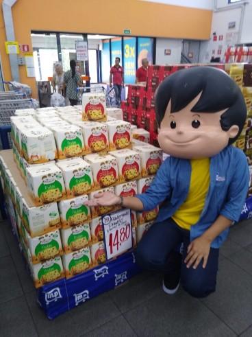 Atrações Especiais Dias das Crianças loja Campos do Jordão!