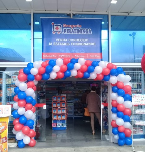Inauguração Drogaria Piratininga Campos do Jordão!