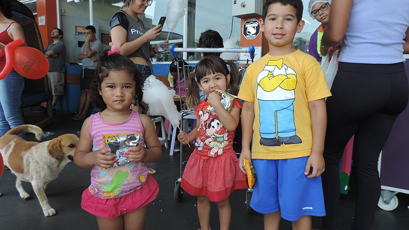 Dia das Crianças - Loja Jardim Satélite