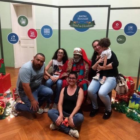 Natal Iluminado Parque Vicentina Aranha!