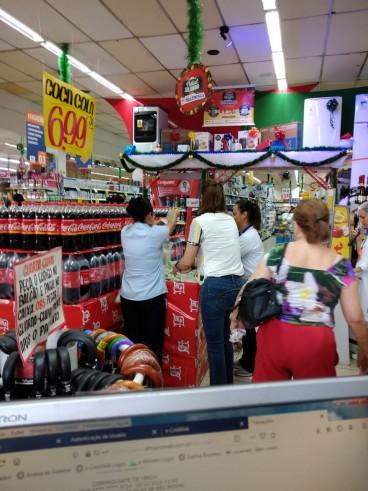 Sorteio Vale-Compras loja São José dos Campos - Jd. Satélite!