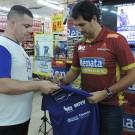 Visita Ex-Jogador de Volêi Maurício Lima loja Jardim Paulista!