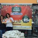 Entrega Vale-Compras APAE - Campos do Jordão!