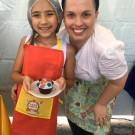 Oficina de Cup Cake Dias das Crianças loja Jardim Paulista!