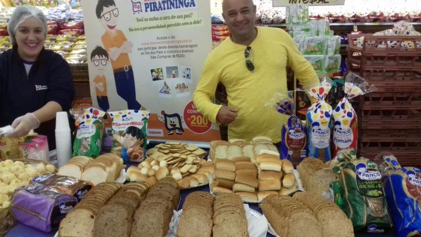 Café da Manhã Dia dos Pais - Loja Campos do Jordão