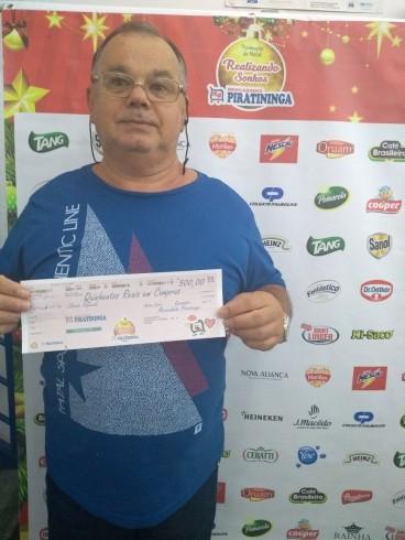 Ganhador - Loja Campos do Jordão