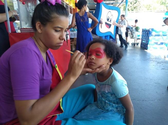 Atrações Especiais Dias das Crianças loja Jardim Satélite!
