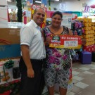 Ganhador Vale-Compras Promoção Natal Solidário em Dobro!
