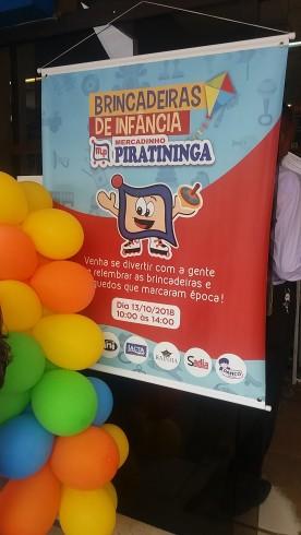 Dia das Crianças - Loja Paraibuna