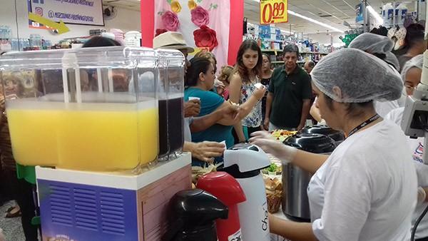 Café Dia das Mães Jardim Satélite!