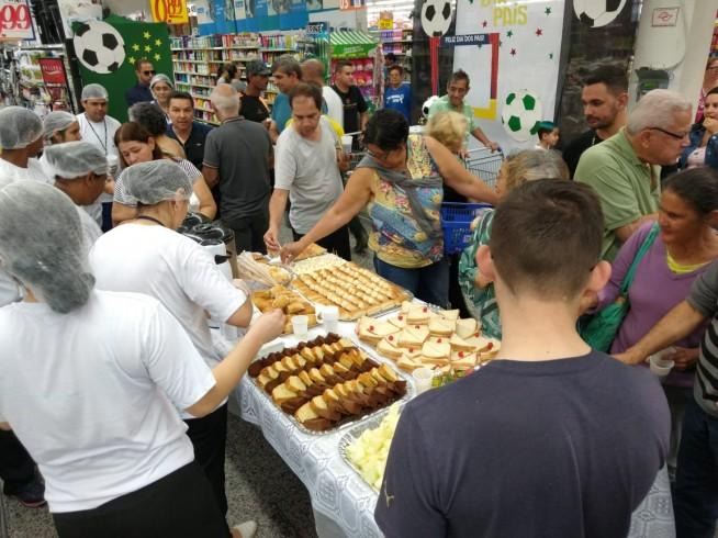Café Dia dos Pais loja Jardim Satélite!