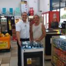 Ganhador do Fogão Consul 4 Bocas Promoção Natal Solidário em Dobro!