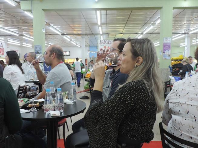Palestra sobre Harmonização de Vinhos Casa Perini!