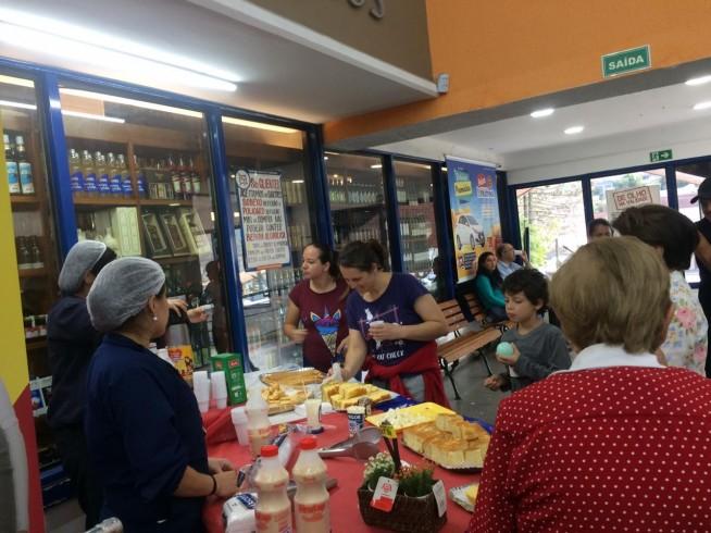 Café Dia das Mães de Campos do Jordão!
