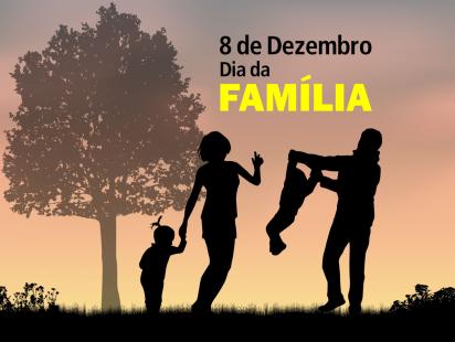 10 Motivos Para Celebrar o Dia da Família!
