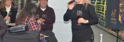 Mercadinho Piratininga e Vinícola Aurora realizam evento sobre vinho em Campos do Jordão!
