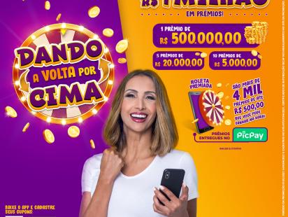 Começou a Promoção Marcas Campeãs 2021 – Dando a Volta por Cima!