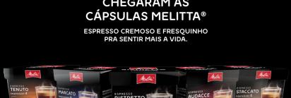 Cápsulas Melitta - Café do seu jeito!