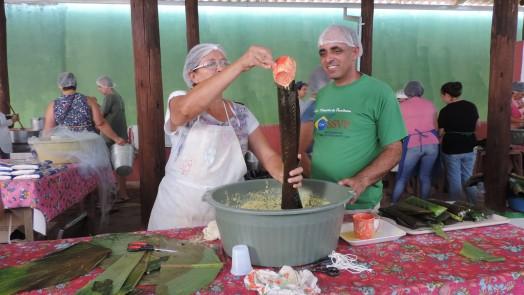 Festa da Pamonhada de Paraibuna chegou! E o Mercadinho Piratininga apoia o evento por mais um ano!