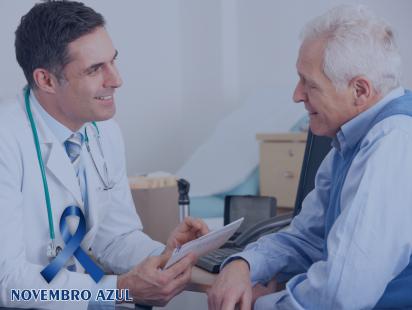 Novembro Azul - Estudo aponta eficácia do exame de PSA para rastrear câncer de próstata!