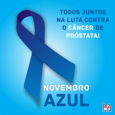 Novembro azul: a importância de se cuidar!