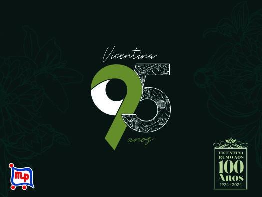 O Mercadinho Piratininga apoia os 95 anos do Parque Vicentina Aranha!
