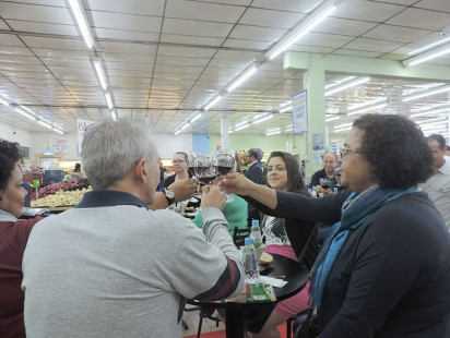 Palestra sobre Harmonização de vinhos encerra a programação de inverno do Mercadinho Piratininga.
