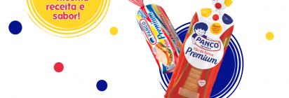 Panco - Nova embalagem, mesmo sabor!