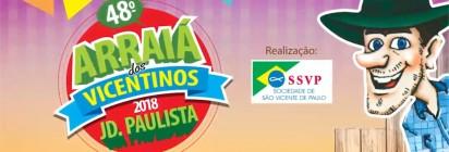 Mercadinho Piratininga apoia o Arraiá dos Vicentinos do Jardim Paulista 2018!