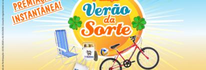Verão da Sorte é a nova promoção do Mercadinho Piratininga!