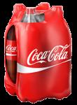 Refrigerante Coca Cola Four Pach