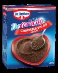 Chocolate em Pó Dr. Oetker
