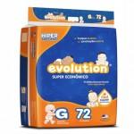 Fralda Evolution Super Econômico