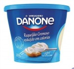 Requeijão Danone Light